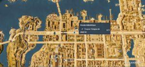 Assassin's Creed Origins - Emplacement Des Énigmes Papyrus Vallée Divisée
