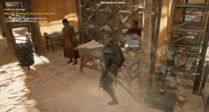 Assassin's Creed Origins - Emplacement Des Énigmes Papyrus Le Blasphémateur Solution