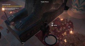 Assassin's Creed Origins - Emplacement Des Énigmes Papyrus Mer De Sable Solution