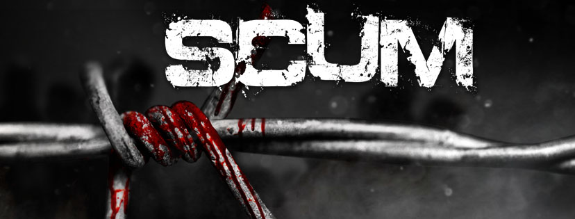 Scum logo 2018 battle royal