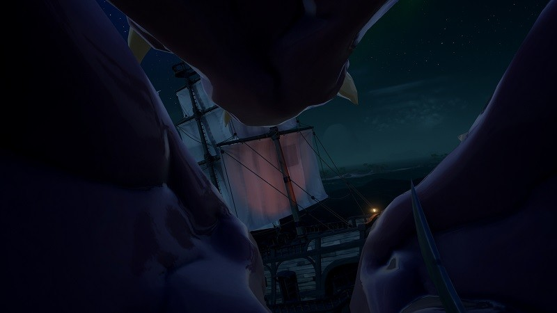 Sea of thieves solution guide kraken trouver tuer emplacement