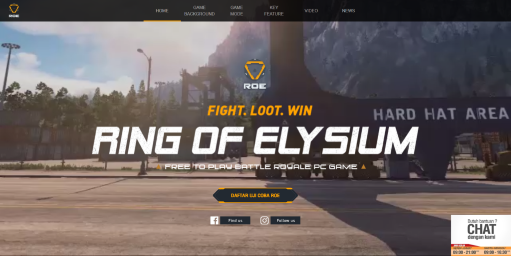 Ring of Elyisum Europa download install free to play guide tuto telecharger comment jouer gratuit battle royal PUBG