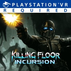 Killing Floor: Incursion playstation store mai 2018