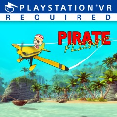Pirate Flight (VR) playstation store mai 2018