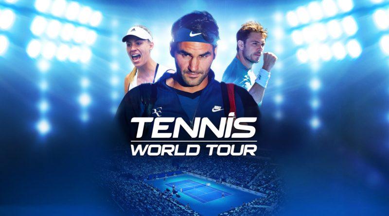 [Soluce] Tennis World Tour : Trophées et succès