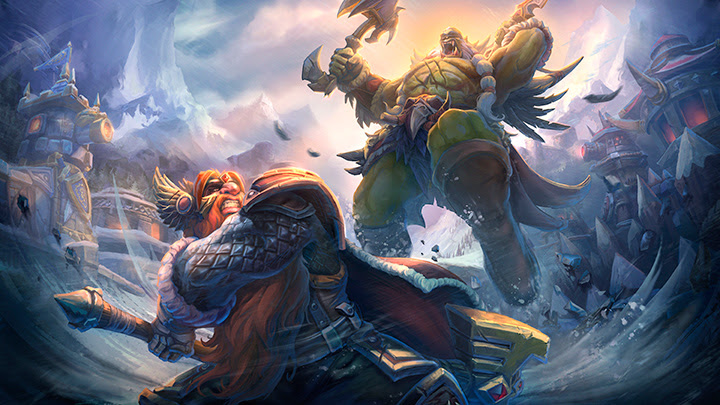 Heroes of the Storm : l'univers de Warcraft fait son entrée