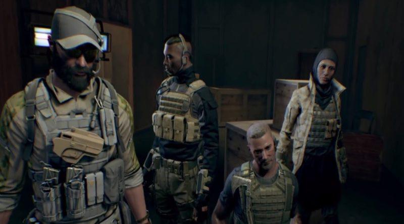 Firewall Zero hour PSVR Playstation 4 VR PSVR jeu online multijoueur avis test