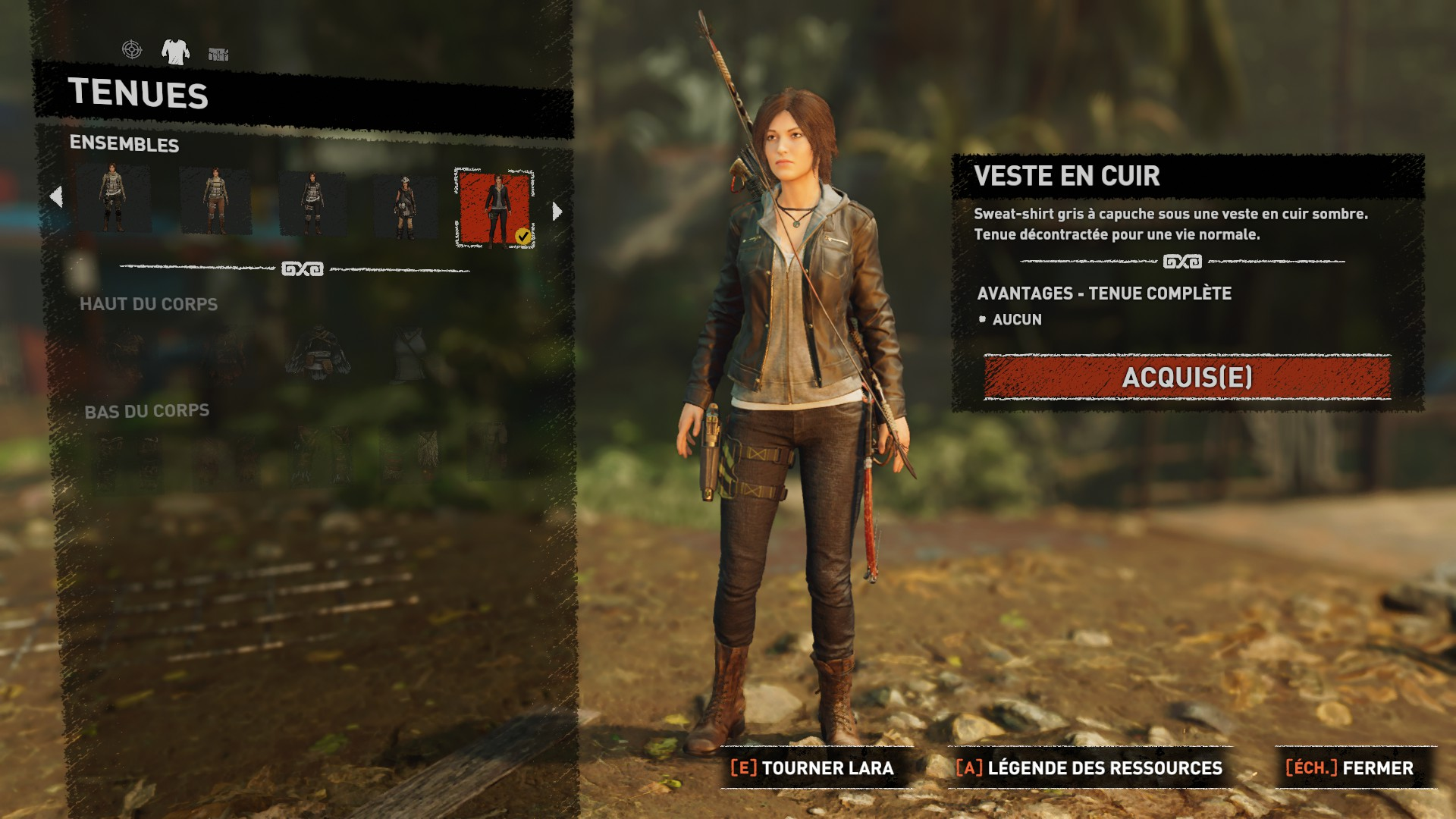 shadow of the tomb raider outfit tenue emplacement soluce solution guide crypte marchand xbox one ps4 pc