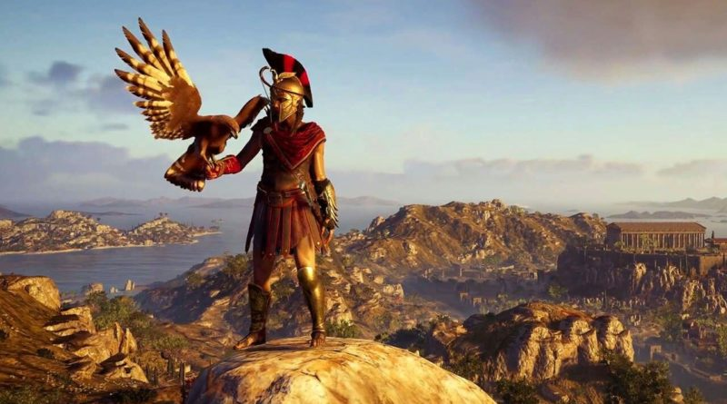 [Soluce] Assassin's Creed Odyssey : Emplacements des Tombeaux et Stèles anciennes [FR]