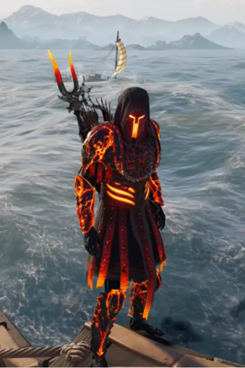 Assassin creed odyssey tenue armure outfit soluce tenue