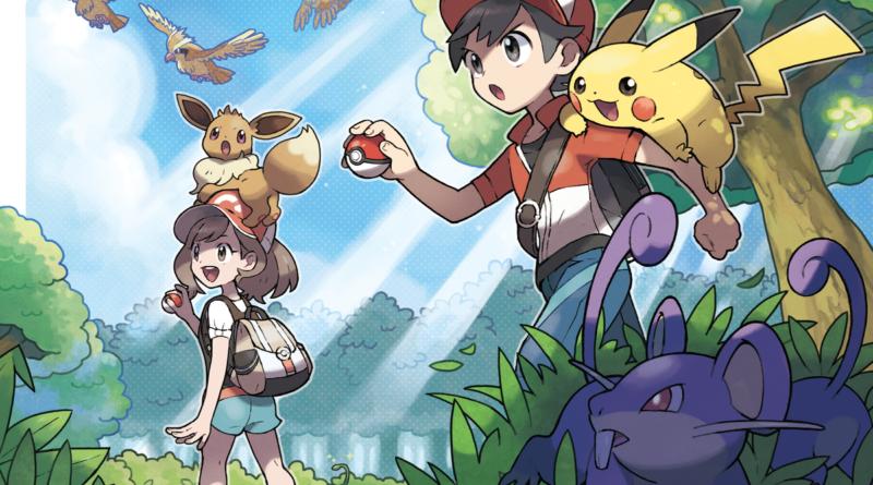 Soluce, emplacement des pokemon de Pokemon let's go evoli/ pikachu, astuce de capture, pokedex