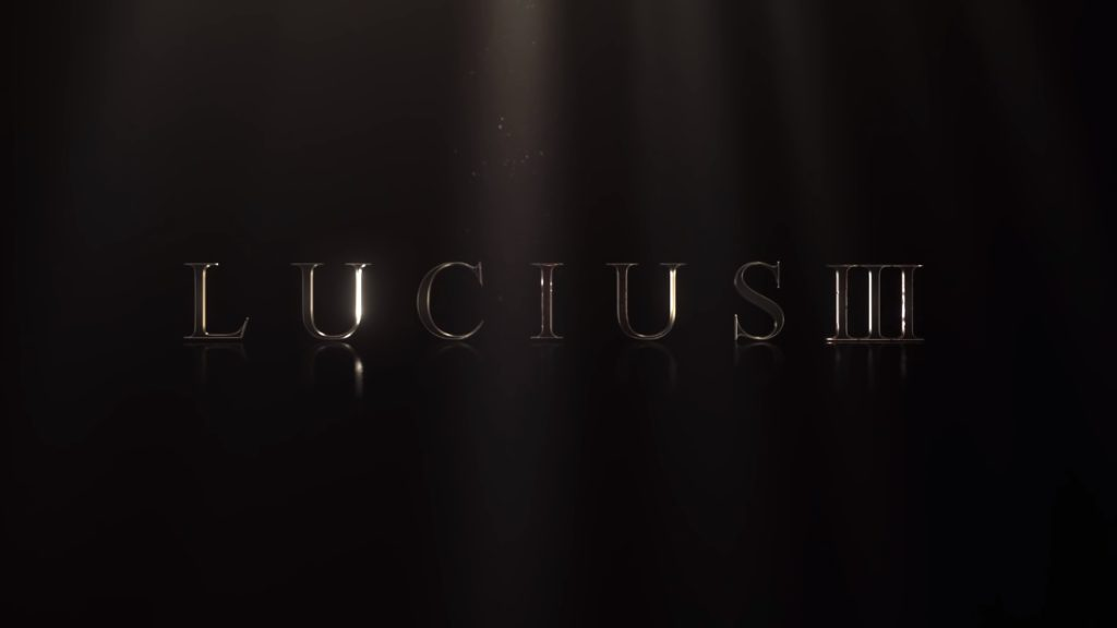 lucius 3 solution soluce astuce guide chapitre