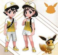 Soluce Pokemon Let S Go Toutes Les Tenues Accessoires