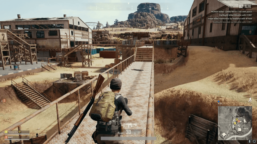 PlayerUnknown's Battlegrounds pubg test avis fr ps4 console