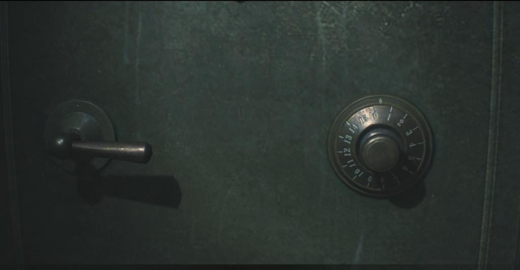resident evil 2 biohazard secret fr soluce code