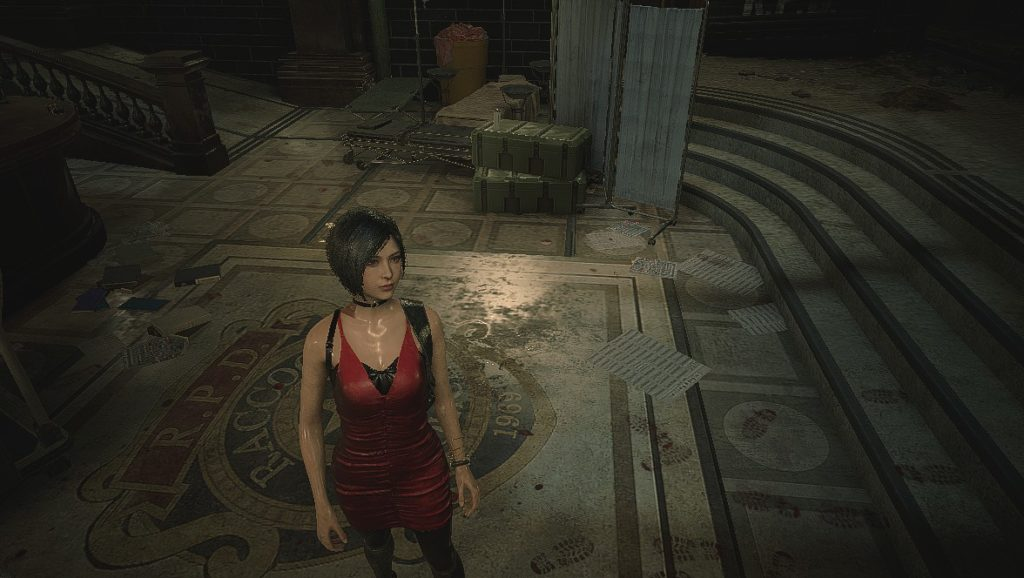 mod resident evil 2 soluce solution secret fr re 2 remake