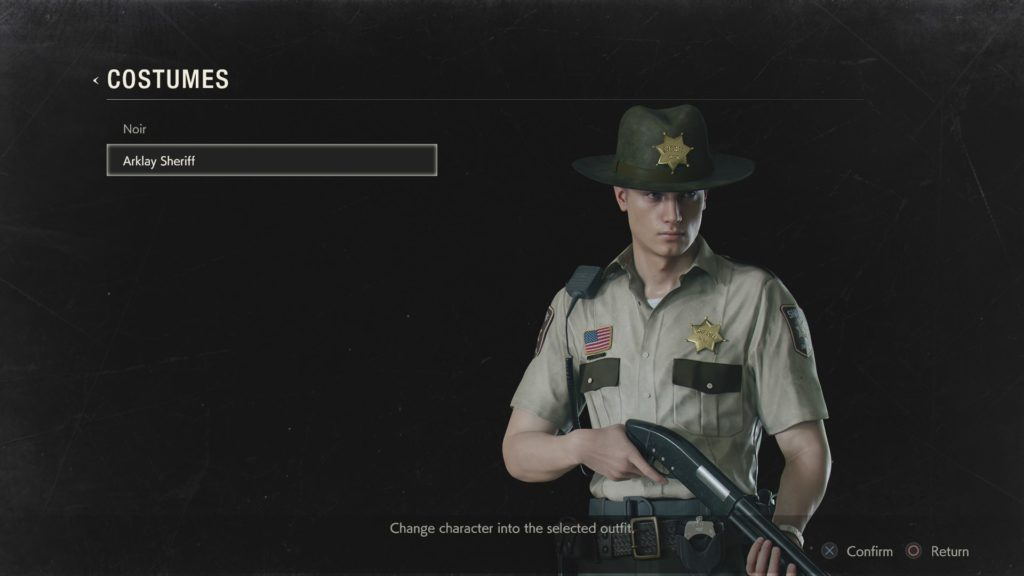 resident evil 2 tenue remake 2019 tenue Resident Evil 2 remake solution soluce ps4 xbox one fr leon claire code cadenas coffre