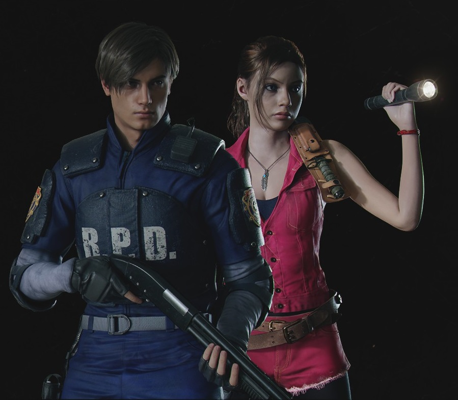 resident evil 2 tenues remake 2019